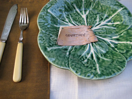 courtney plate