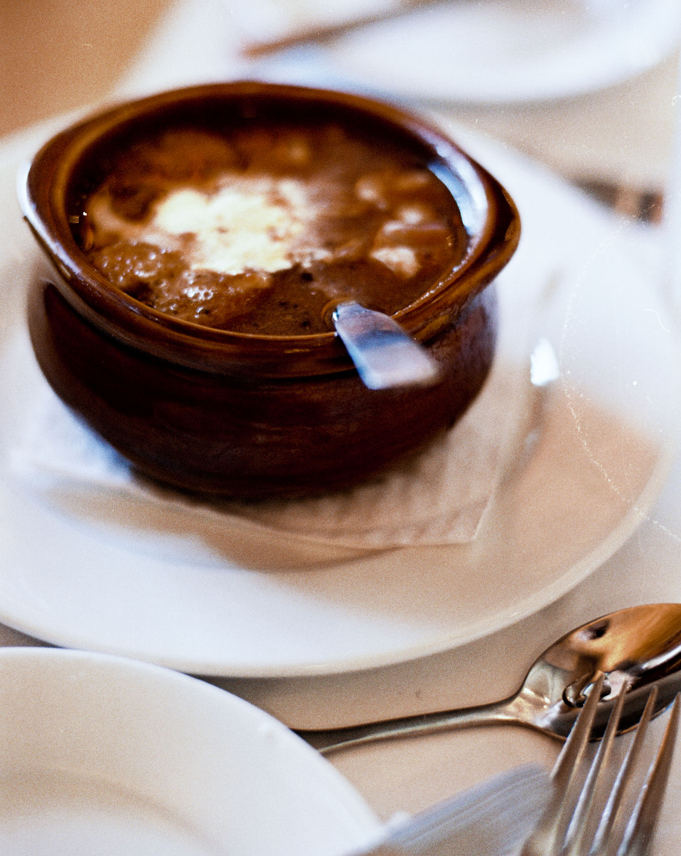 soupe, Mistral