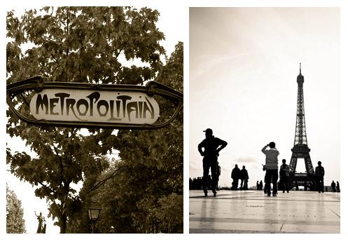 Temple stop/Metro, Eiffel