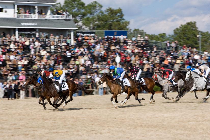 Camden race