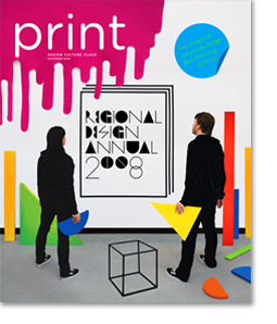 PRINT Dec. 2008 Regional Design Annual