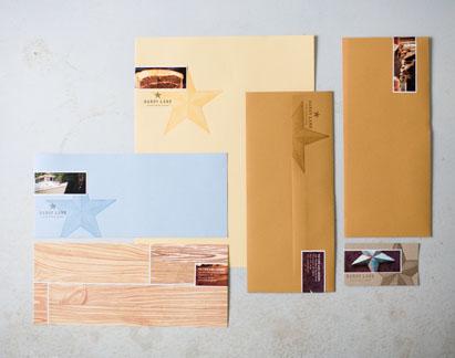 Sandy Lang letterhead