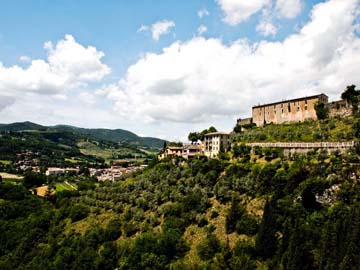 Spoleto, Italy - Sandy Lang, June 2011