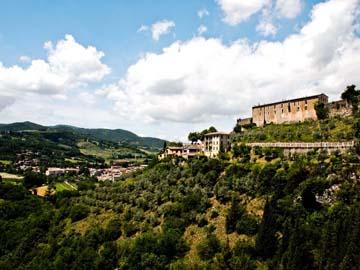 Spoleto, Italy - Sandy Lang, June 2011